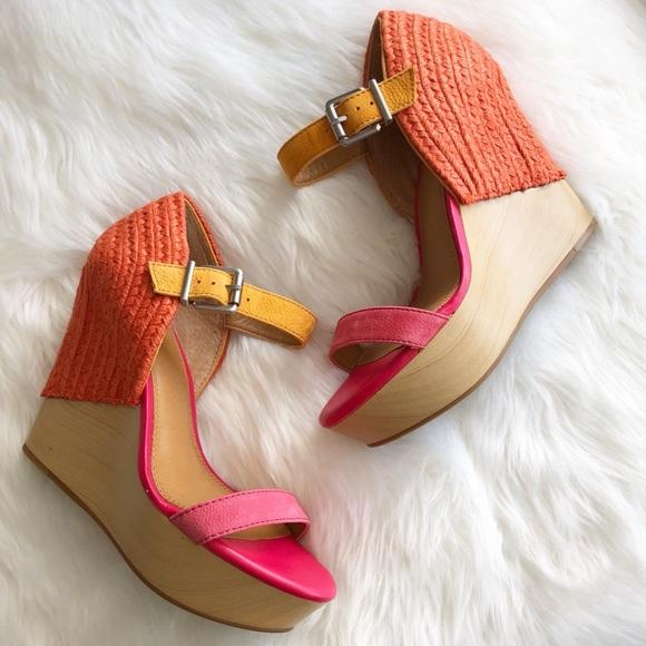 Gianni Bini Shoes - GB Gianni Bini • Summer Wedges